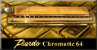 Psardo Gold Bar 64