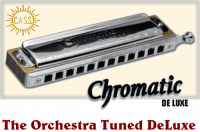 Orchestra Tuned Chromatic Deluxe
