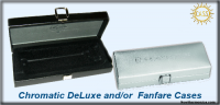 Seydel Chrome DeLuxe/Fanfare Cases